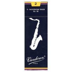 Vandoren платъци за Tenor saxophon размер 3 - кутия