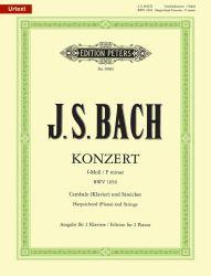 Бах - Концерт във фа минор за чембало BWV1056