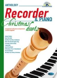 Anthology Christmas Duets for soprano recorder and piano
