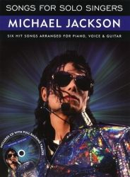 Songs For Solo Singers: Michael Jackson