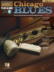 Chicago Blues Harmonica Play-Along Volume 9