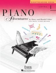 Piano Adventures: Sightreading Book - Level 1