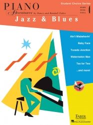 Student Choice Series: Jazz & Blues - Level 4