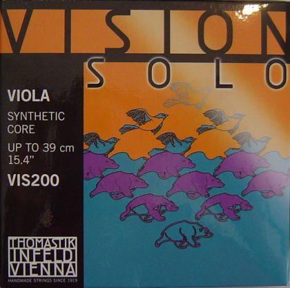 Vision Solo синтетични струни за виола - комплект