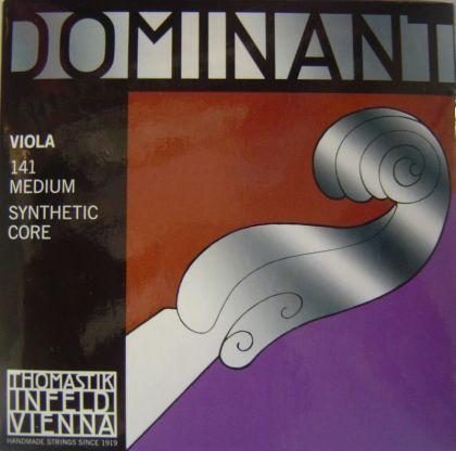 Thomastik Dominant Synthetik core Aluminium wound струни за виола - комплект