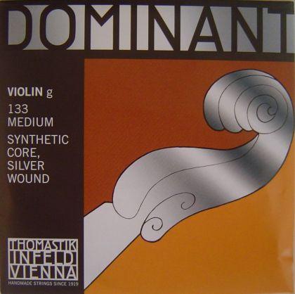 Thomastik Dominant струна за цигулка G Silver/Synthetic