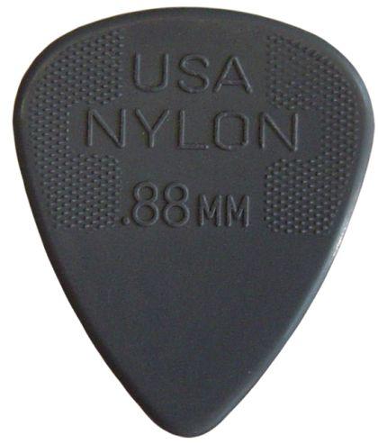 Dunlop Nylon перце тъмно сиво - размер 0.88