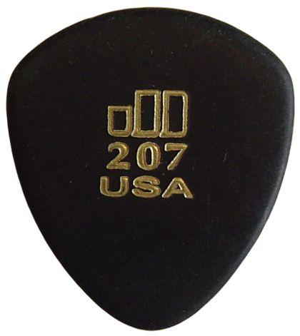 Dunlop Jazztone 207 перце - размер large round