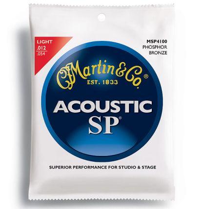Martin Acoustic SP - MSP4100 Phosphor bronze 012-054