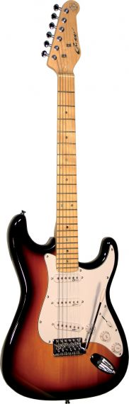 Career Stage-1 E-Guitar sunburst