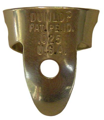 Dunlop Nickel Silver Fingerpick 0.25IN