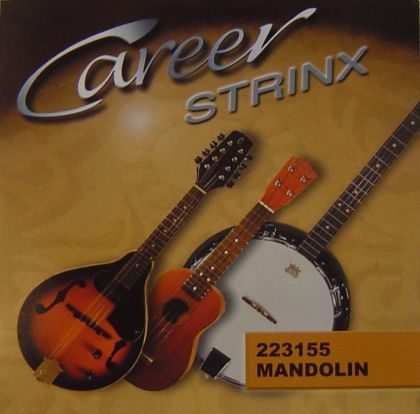 Career струни за мандолина - размер 0.10 - 0.29