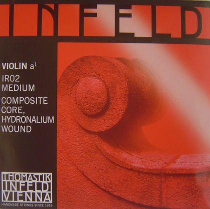 Thomastik Infeld red струна за цигулка A Composite Core/Hydronalium Wound