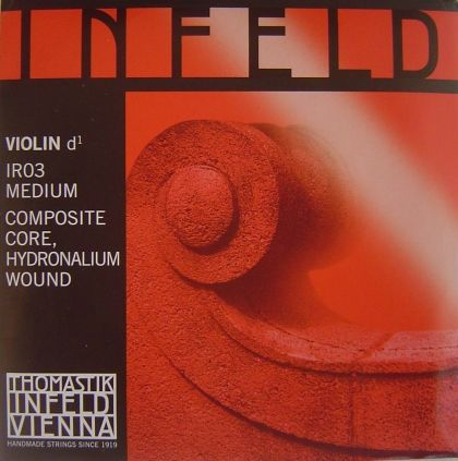 Thomastik Infeld red струна за цигулка D Composite Core/Hydronalium Wound