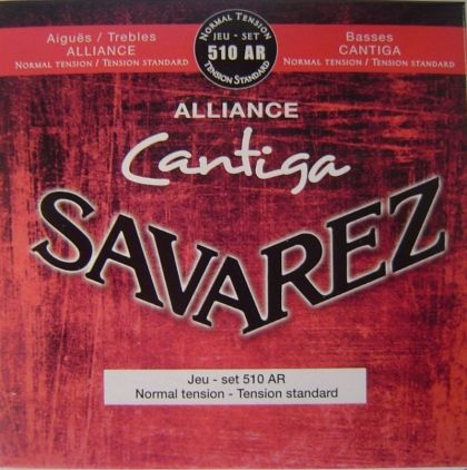 Savarez Cantiga Alliance normal tension