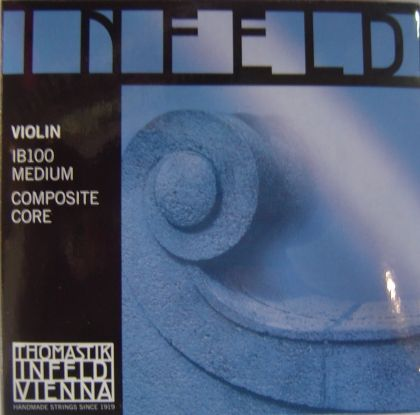 Thomastik Infeld blue composite core - комплект