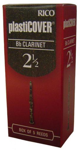 Rico Plasticover платъци за кларинет размер 2 1/2 кутия