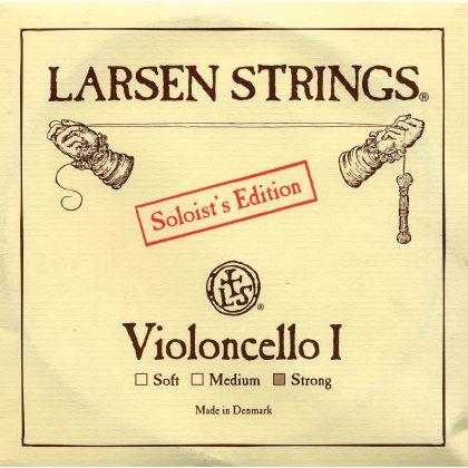 Larsen A soloist strong - единична струна за чело
