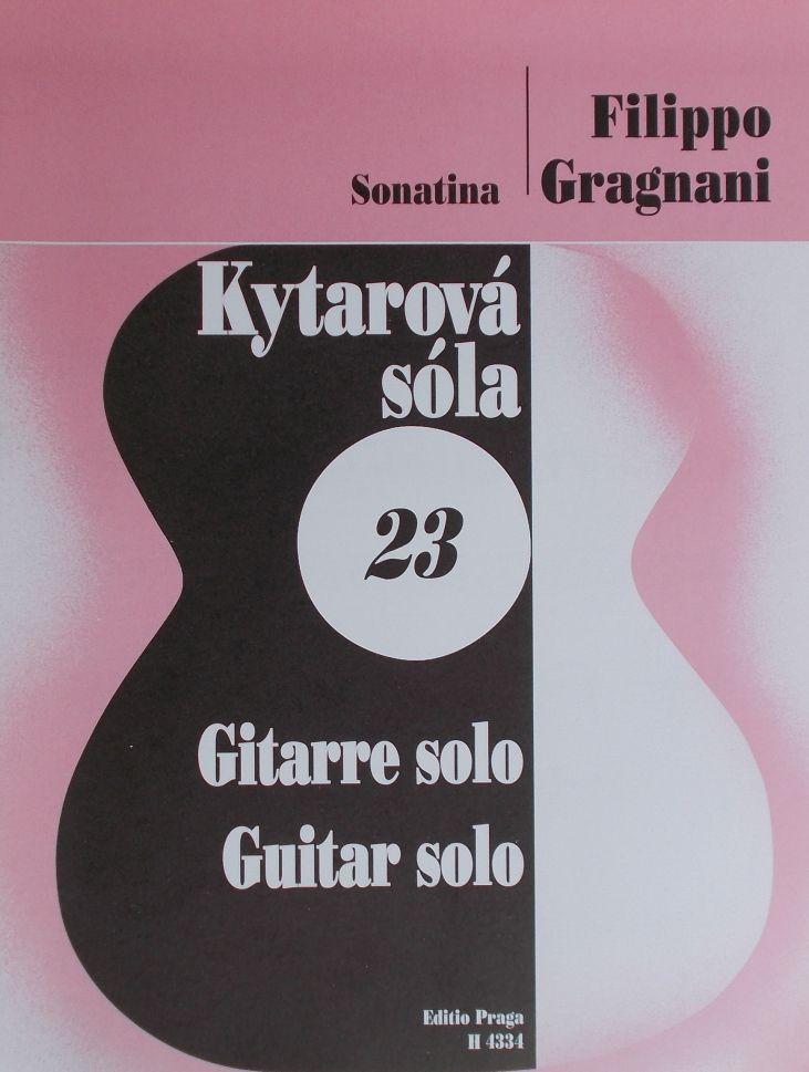 Filippo Gragnani - Sonatine op 6 in G dur