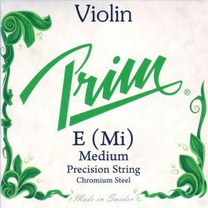 Prim струна за цигулка A Chromium Steel - medium