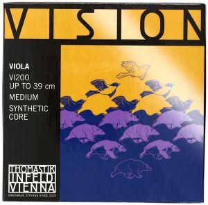 Thomastik Vision Violа синтетични струни за виола комплект