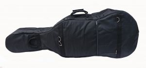 Carbon Case, Cello 4/4,black CSC801C