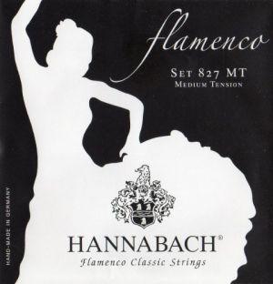 Hannabach 827HT Flamenco high tension