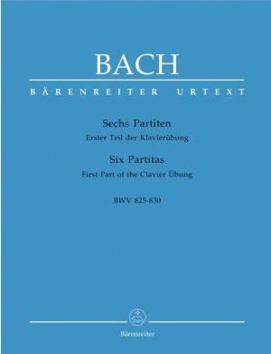 Бах Шест партити BWV 825-830