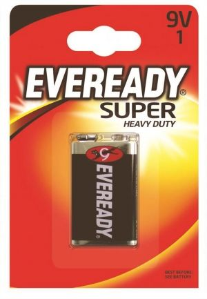 батерия  Eveready AAA super heavy duty