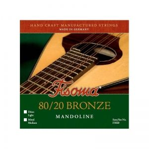 Fisoma Bronze струни за мандолина  -комплект