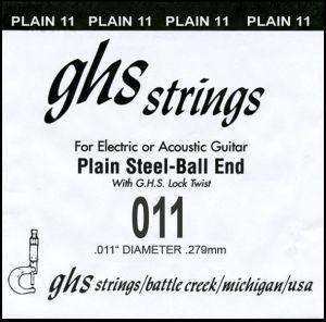 GHS BB24 струна bright bronze за акустична китара -0.24