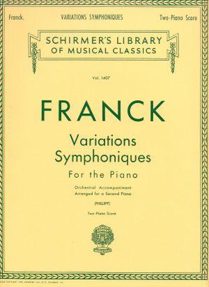 Франк - Симфонични вариации