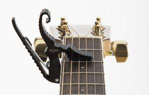 Kyser каподастер за акустична китара Short cut KG3B