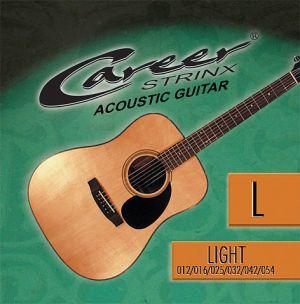 Career струни за акустична китара 012-054