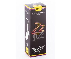Vandoren ZZ платъци за Tenor saxophon размер 2 1/2 - кутия