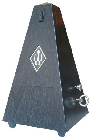 Wittner метроном модел  Maelzel  No. 855 161 черен със звънче