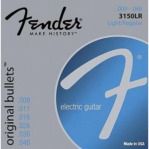 Fender Original Bullets 3150L струни за електрическа китара 009-042