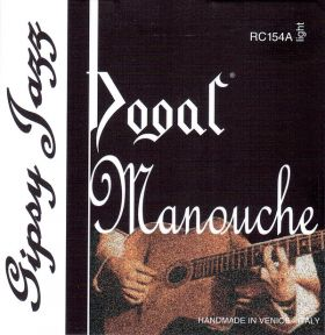 Dogal Manouche RC154A  струни за gypsy jazz китара