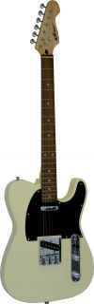 Career Stage-3 Telecaster Guitar Blonde White