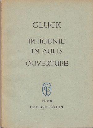Глук Орфей и Евридика - клавир