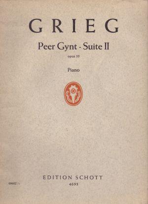 Григ - Пер Гинт - Сюита II оп.55