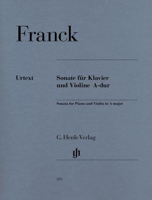 Франк - Соната за цигулка и пиано в ла мажор