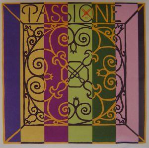 Pirastro Passione струна за цигулка A Aluminium/Gut