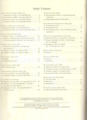 Албум за пиано от Хендел до Равел