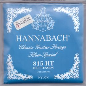 Hannabach 815HT  High tension стурни за класическа китара