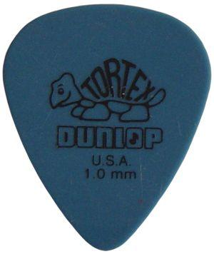 Dunlop Tortex standard перце синьо - размер 1.00