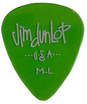 Dunlop Gels перце цвят lime - размер medium-light