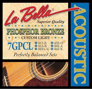 La Bella HRS-R струни за ел.китара Nickel plated 010/046