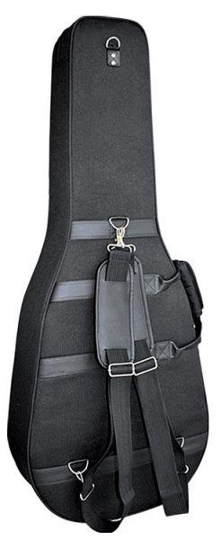 Мек куфар за класическа китара