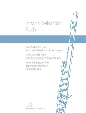 Бах - Шест сюити за виолончело соло BWV 1007- 1012 Urtext edition